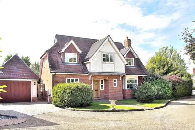 4 bed detached house for sale in Braintree Road, Felsted, Dunmow, Essex