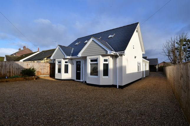 Thumbnail Property for sale in Wootton Road, King's Lynn, Norfolk.