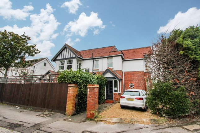 Thumbnail Detached house for sale in Lumsden Avenue, Southampton