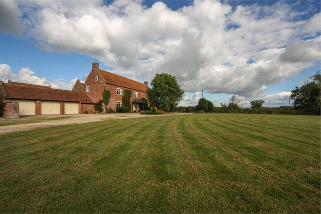 Thumbnail Detached house for sale in Vole Road, Mark, Somerset
