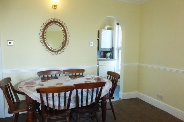 Dining Room of Iddesleigh Terrace, Dawlish EX7