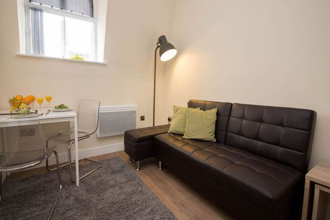 Thumbnail Flat to rent in St James Chambers, Apartment 15, Derby, England