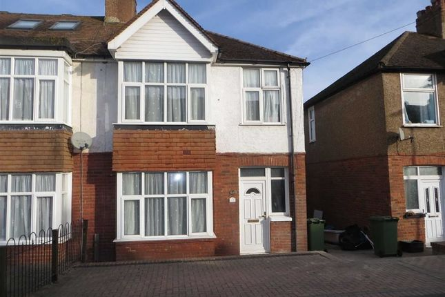 3 bed semi-detached house for sale in Beaconsfield Road, Hastings, East Sussex
