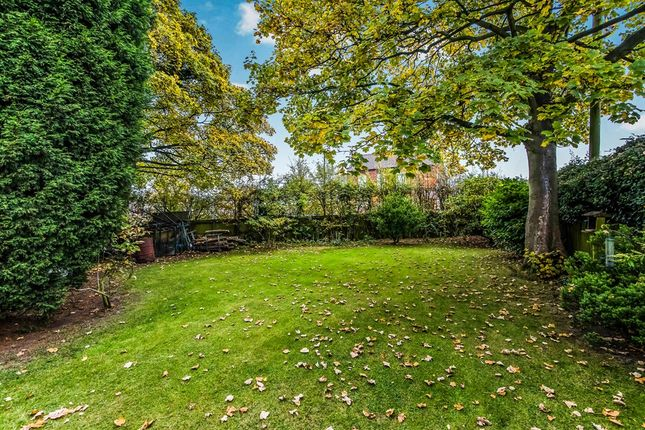 Thumbnail Detached house for sale in Friezland Lane, Walsall Wood, Walsall