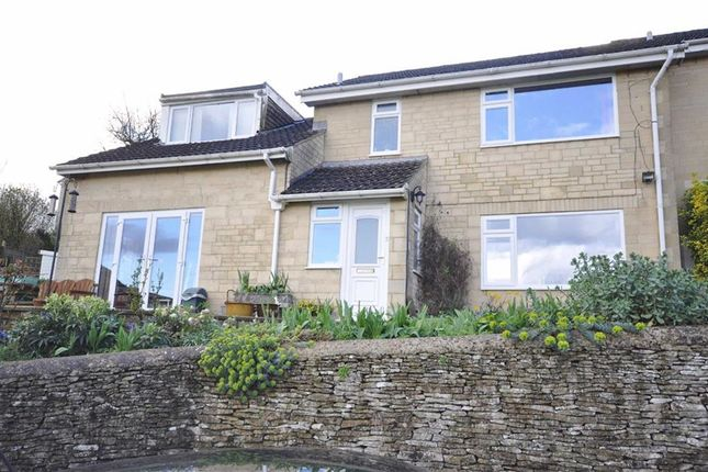 Thumbnail End terrace house for sale in Bread Street, Ruscombe, Stroud