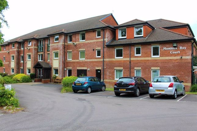 Thumbnail Flat for sale in Mayals Road, Blackpill, Swansea