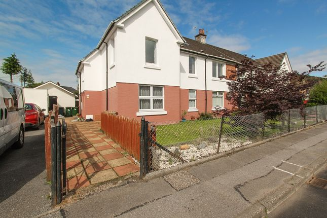 Thumbnail 4 bed flat for sale in Knipoch Place, Oban
