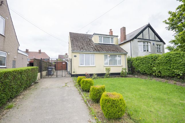 Thumbnail Detached bungalow for sale in Williamthorpe Road, North Wingfield, Chesterfield