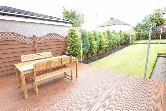 Rear Garden of Queensberry Avenue, Glasgow G76