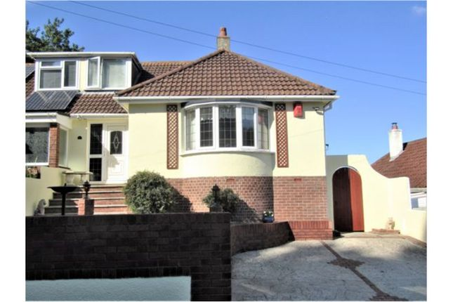 Bungalow for sale in Higher Cadewell Lane, Torquay