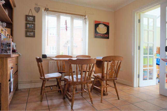 Dining Area of Gundry Road, Bridport DT6