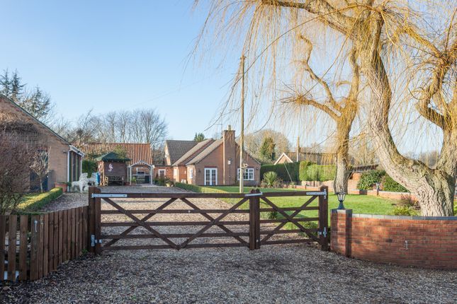 Thumbnail Property for sale in Longwater Lane, New Costessey, Norwich