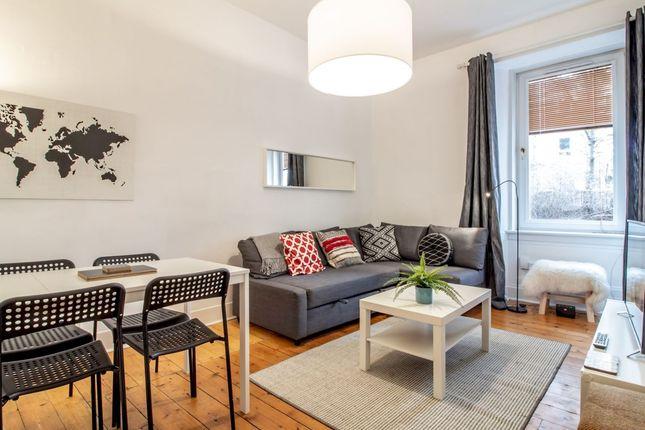 Thumbnail Flat to rent in Orwell Terrace, Edinburgh