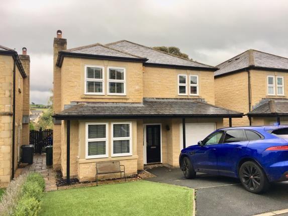 Thumbnail Detached house for sale in Cedarwood Place, Lancaster, Lancashire