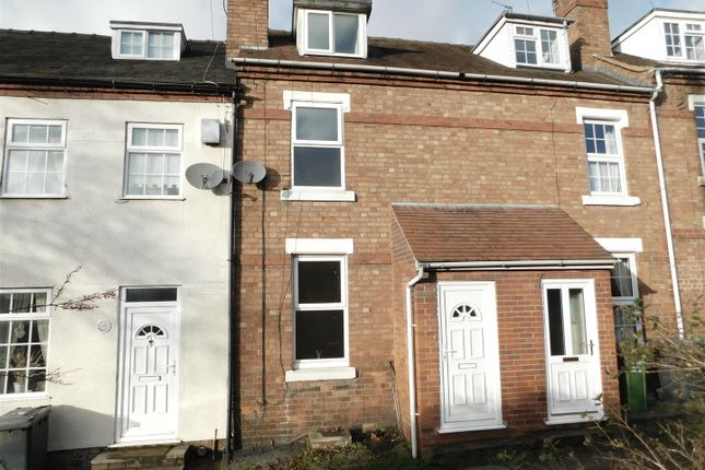 Thumbnail Terraced house to rent in St Georges Place, Radford Avenue, Kidderminster