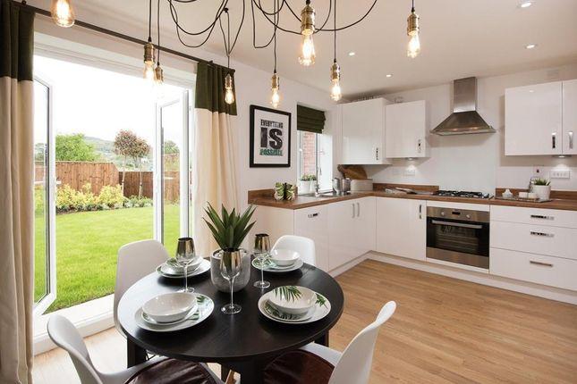 "3 bed semi-detached house for sale in ""Archford"" at Braeburn Drive, Appleton, Warrington WA4"