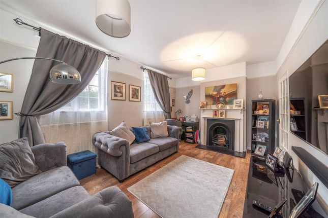 Thumbnail Semi-detached house for sale in Tivoli Road, West Norwood