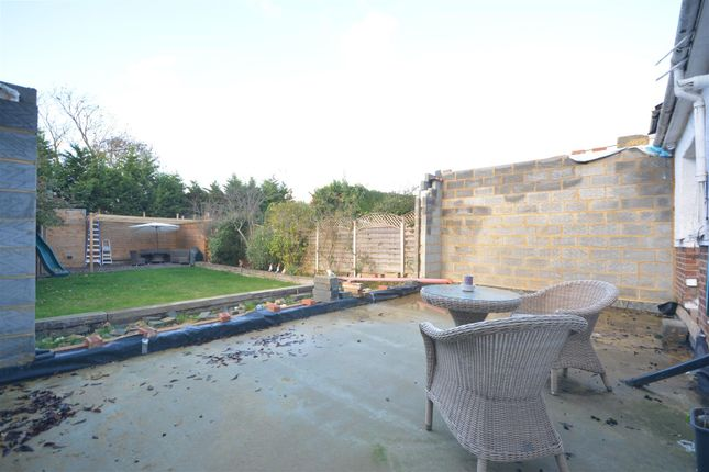 Garden of Firswood Avenue, Stoneleigh, Epsom KT19