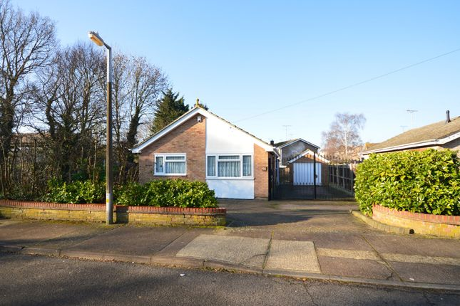 Thumbnail Detached bungalow for sale in St. Dominic Road, Colchester
