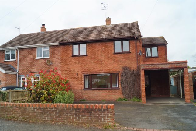 Thumbnail Semi-detached house to rent in Mortlake Avenue, Worcester