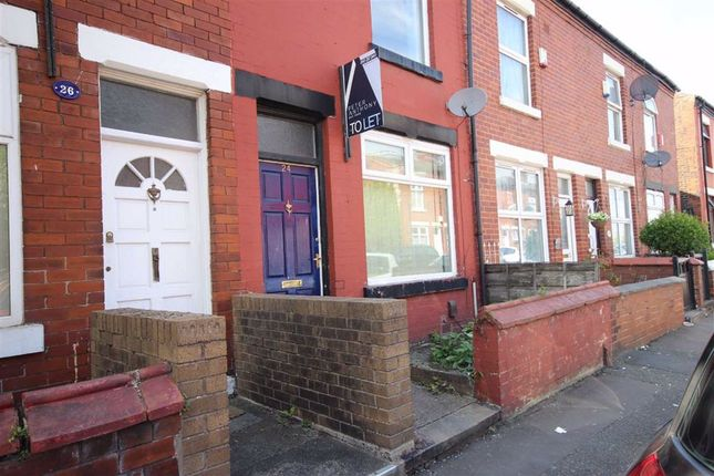 Thumbnail Terraced house to rent in Agnes Street, Manchester