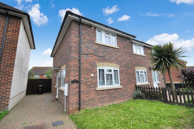 Thumbnail Semi-detached house for sale in Staplers Heath, Great Totham, Maldon