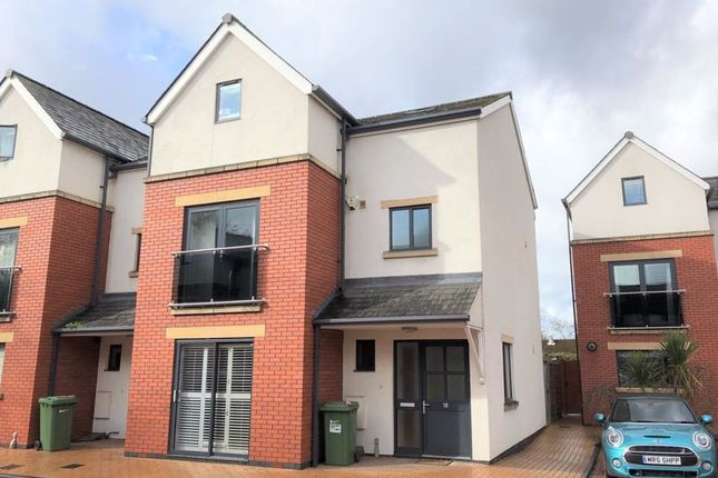 Thumbnail Detached house to rent in Victoria Court, Hereford