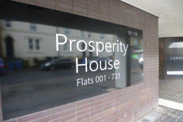 Prosperity House, Derby DE1