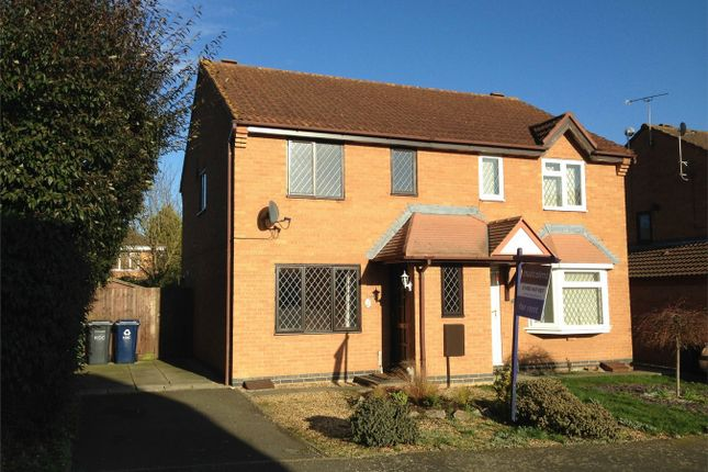 Thumbnail Semi-detached house to rent in Blea Water, Huntingdon