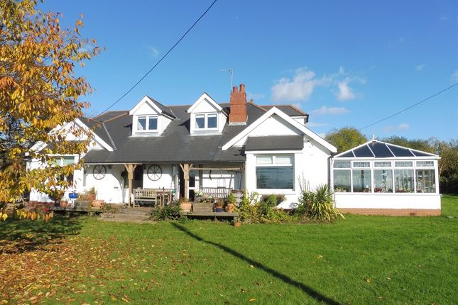 Thumbnail Detached house for sale in Cross Common Road, Dinas Powys