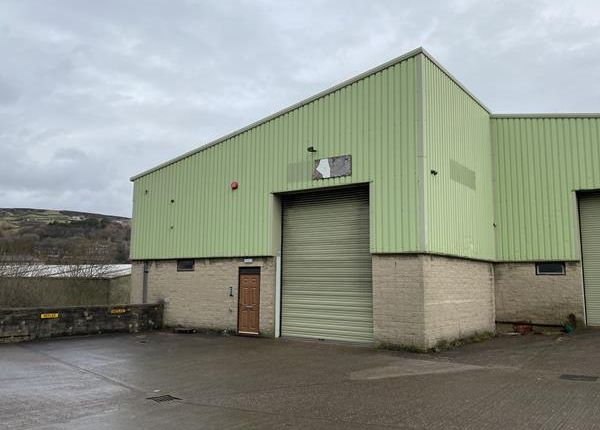 Thumbnail Light industrial to let in Unit 4 Kiln Hill Industrial Estate, Kiln Hill, Slaithwaite, Huddersfield