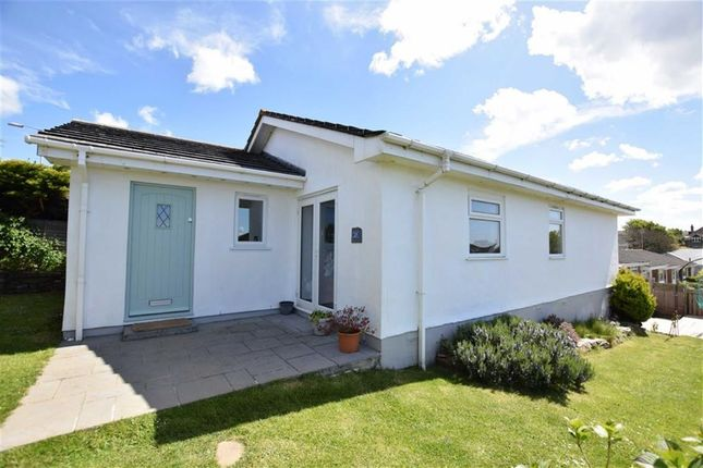 Thumbnail Detached bungalow for sale in Petherick Road, Bude