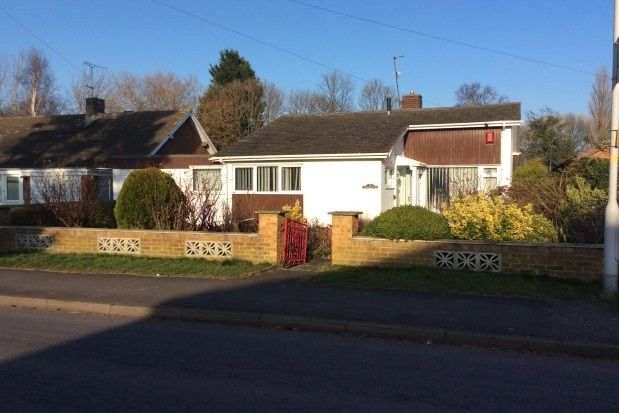 Thumbnail Bungalow to rent in Whaley Lane, Thingwall, Wirral