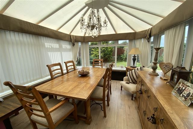 Conservatory of Springwell Grove, Beighton, Sheffield S20