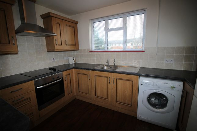 Thumbnail Flat to rent in Westcroft, Chippenham