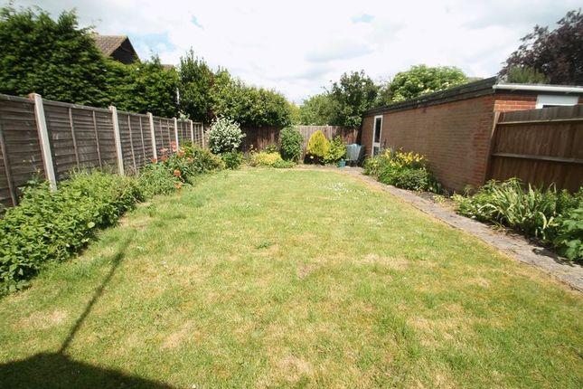 Rear Garden of Brownlow Avenue, Edlesborough, Bucks LU6