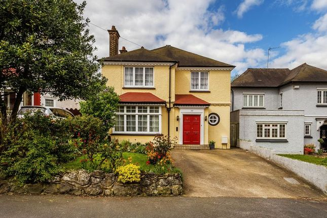 4 bed detached house for sale in Birdhurst Avenue, South Croydon