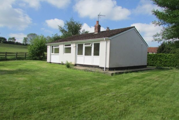 Thumbnail Detached bungalow to rent in Beverley Road, Norton, Malton