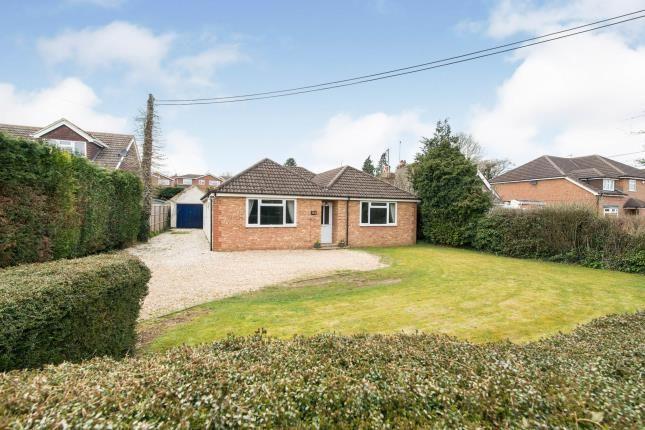 Thumbnail Bungalow for sale in Kempshott, Basingstoke, Hampshire