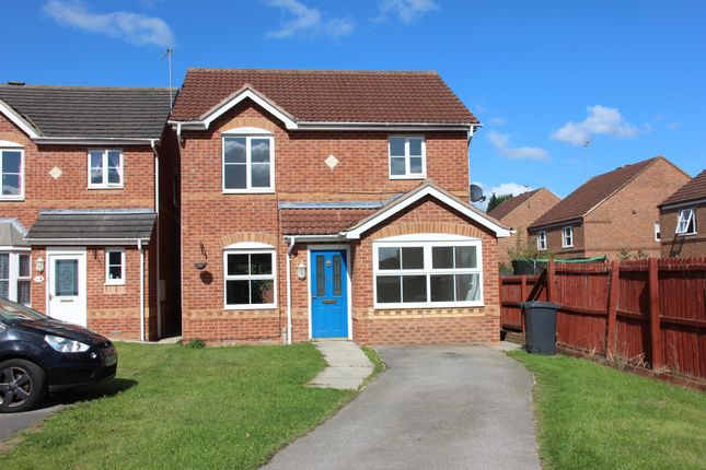 Thumbnail Detached house to rent in Rosemary Court, Easingwold, York