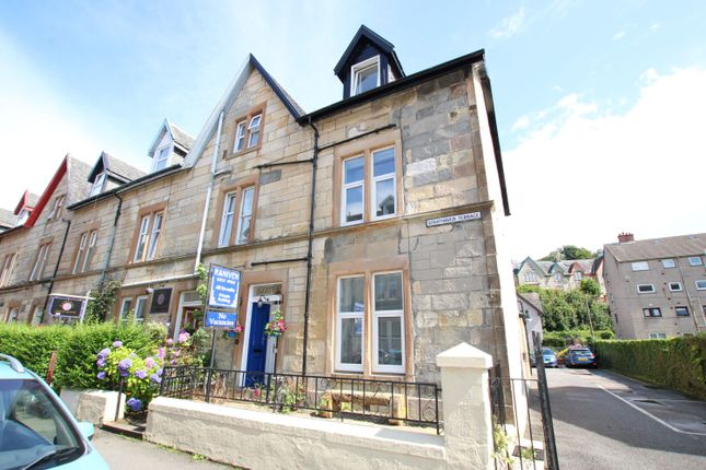 Thumbnail 8 bed end terrace house for sale in Raniven, Strathaven Terrace, Oban