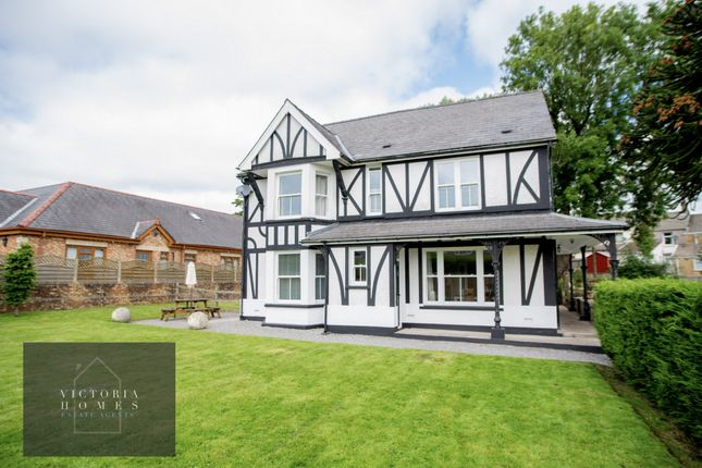 Thumbnail Detached house for sale in Union Street, Tredegar