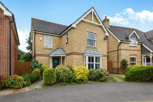 Thumbnail Detached house for sale in Aylesbury Road, Kennington, Ashford