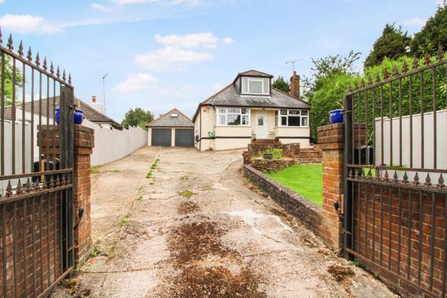 Thumbnail Detached bungalow for sale in Amersham Road, Hazlemere, High Wycombe
