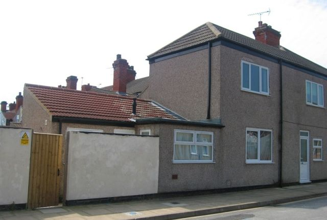 Thumbnail Town house to rent in Tunnard Street, Grimsby