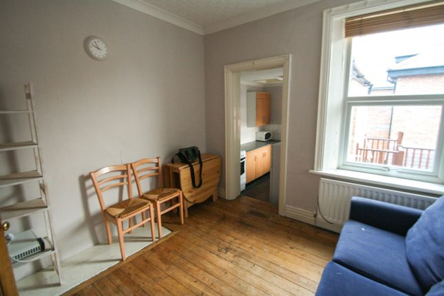 Thumbnail Flat to rent in Grantham Road, Newcastle Upon Tyne