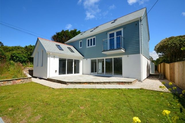 Thumbnail Detached house for sale in Melbury, Chapel Porth, Cornwall