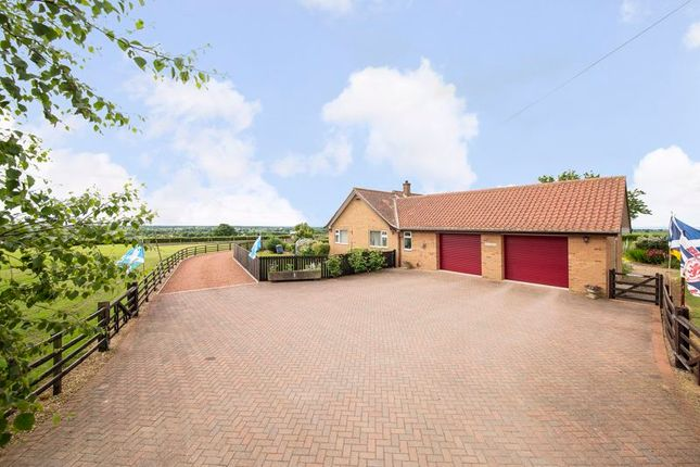 Thumbnail Detached bungalow for sale in Marton In The Forest, Stillington, York