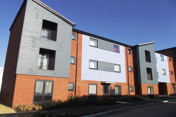 Thumbnail Flat to rent in Harley Drive, Milton Keynes