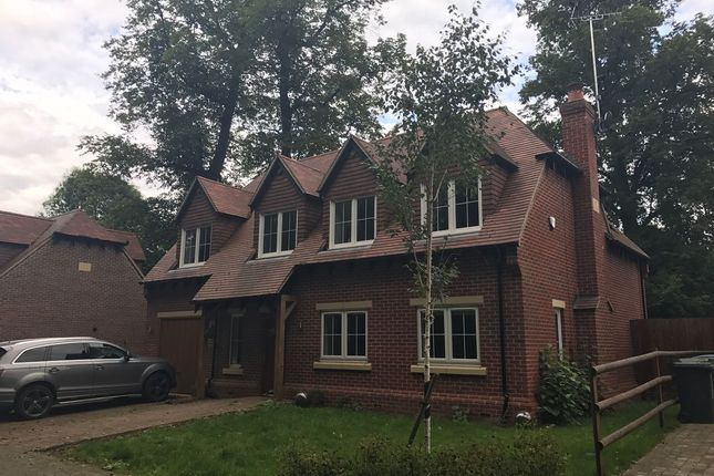 Thumbnail Detached house for sale in Gade Avenue, Watford